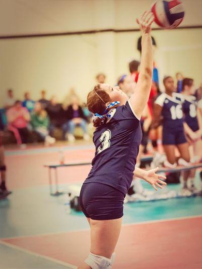 Volleyball Yesterdaay <3
