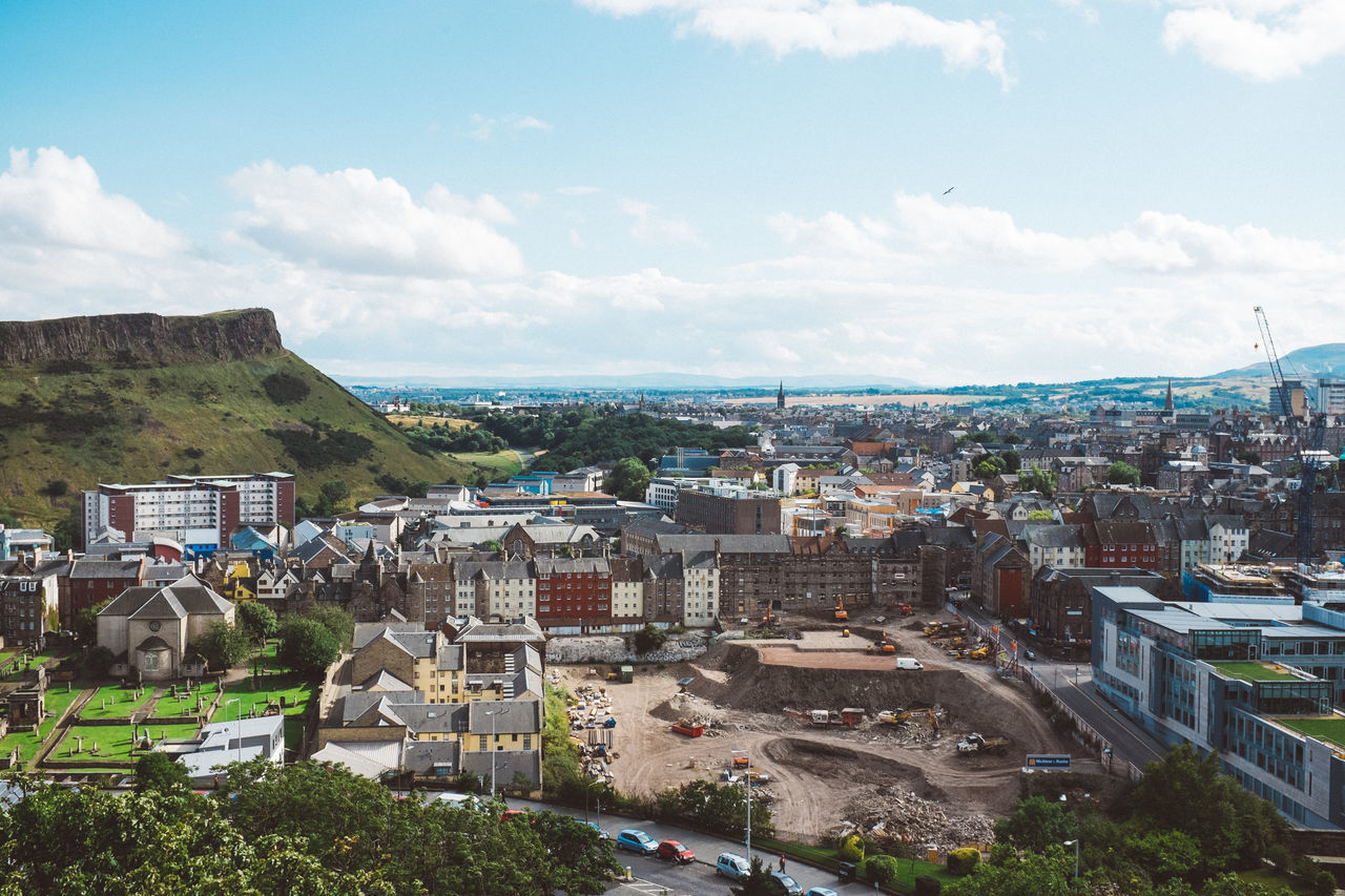 Beautiful stock photos of scotland, Architecture, Building, Building Exterior, Built Structure