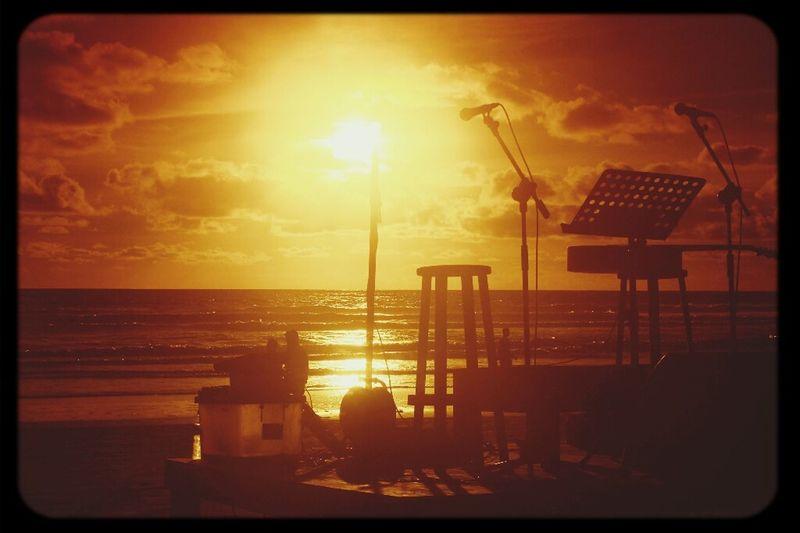 Sunset Accoustic Holiday