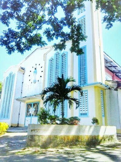 Church Of Dinagat Islands