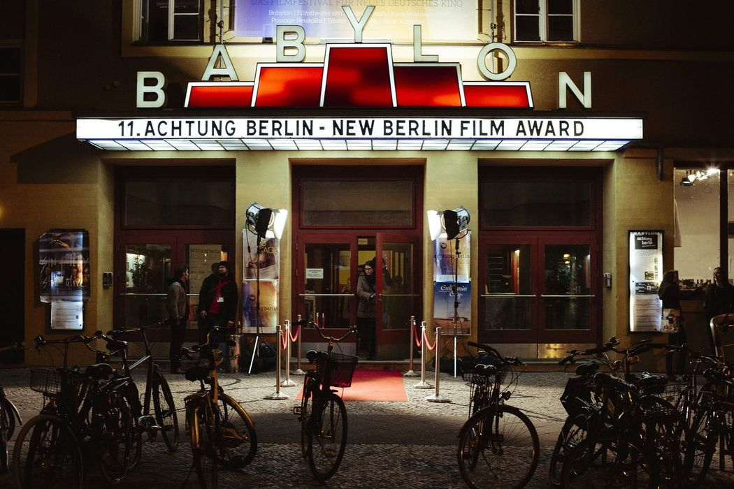 Achtung Berlin Festival at babylon cinema Berlin Mitte Babylon Cinema Berlin Berlin Mitte Achtung Berlin Festival Movies From Berlin Movies In Berlin Support Your Local Artist Streetphotography Street