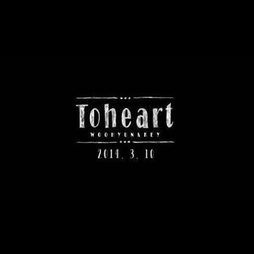 ToHeart 2014.03.10 ♡ Toheart Key Woohyun @2heartproject