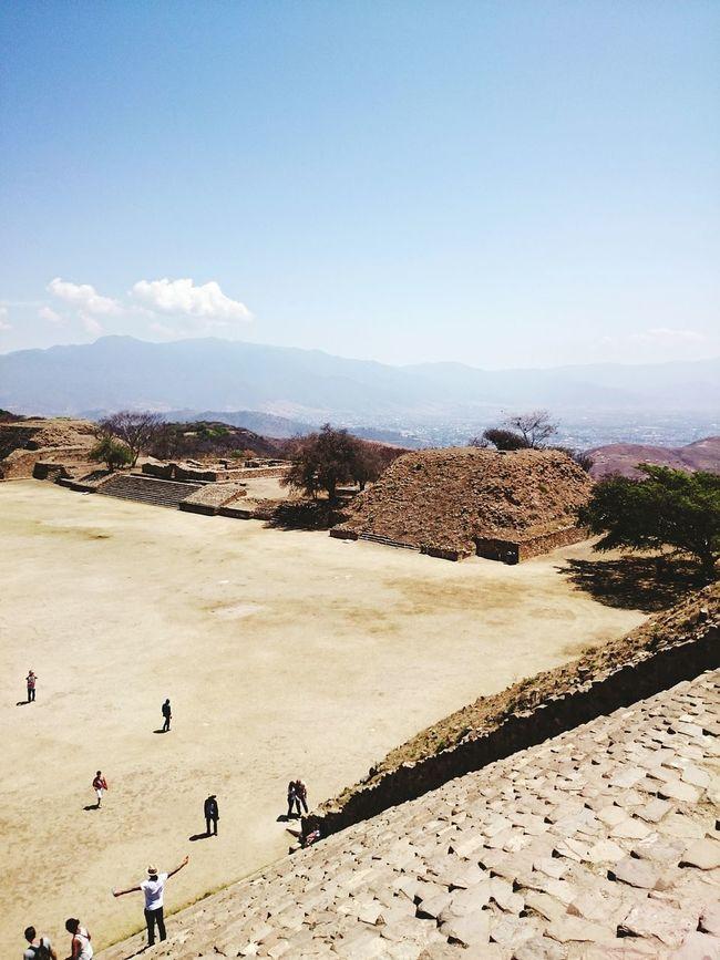 Monte Alban Oaxaca