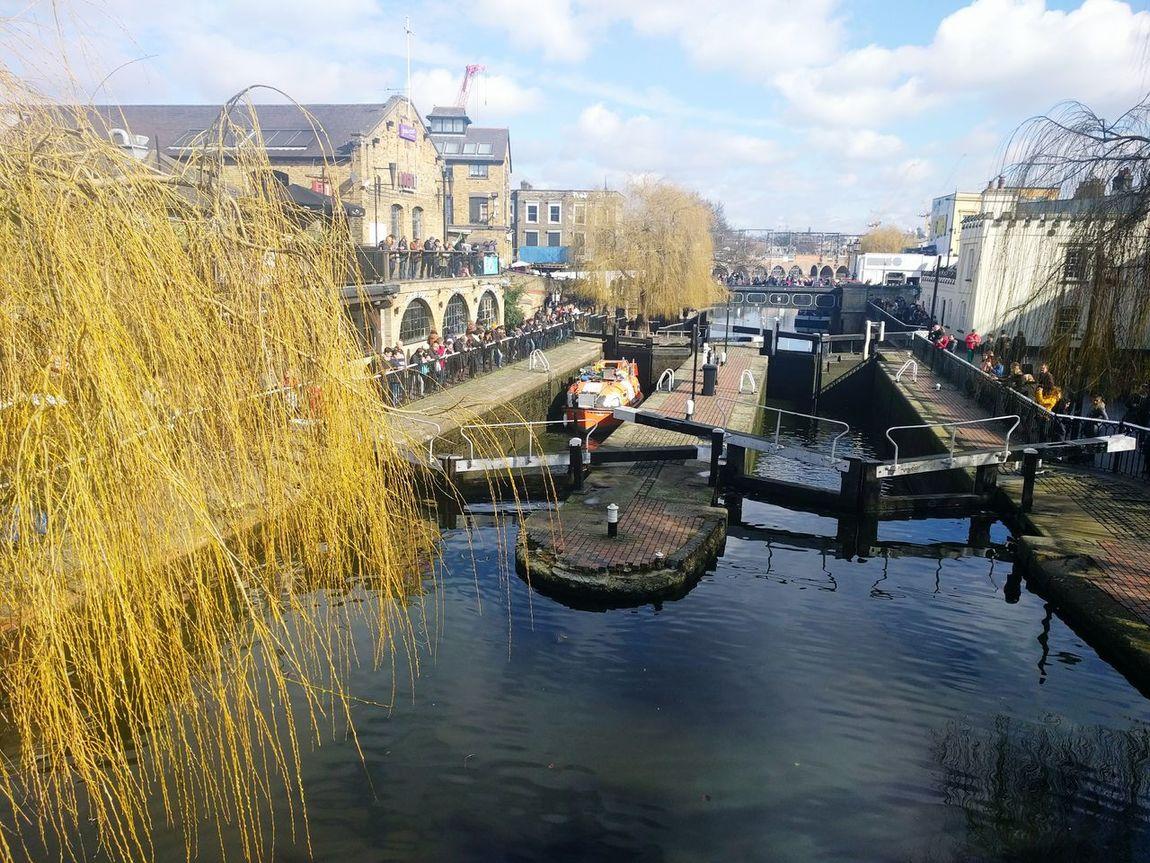 Camden Lock - London, England. London England United Kingdom Camden Town Camden Lock First Eyeem Photo