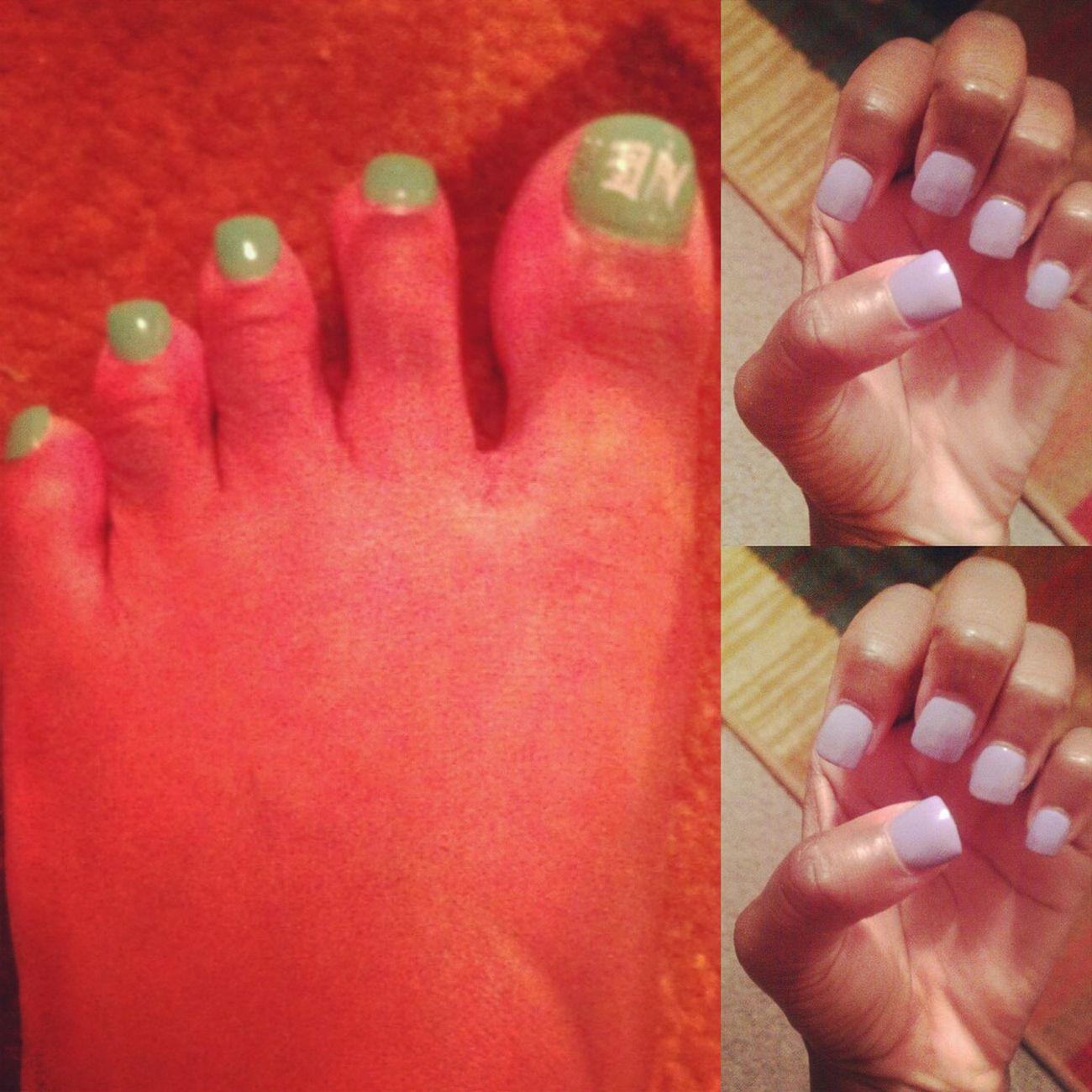 My Nails 7/12/2013
