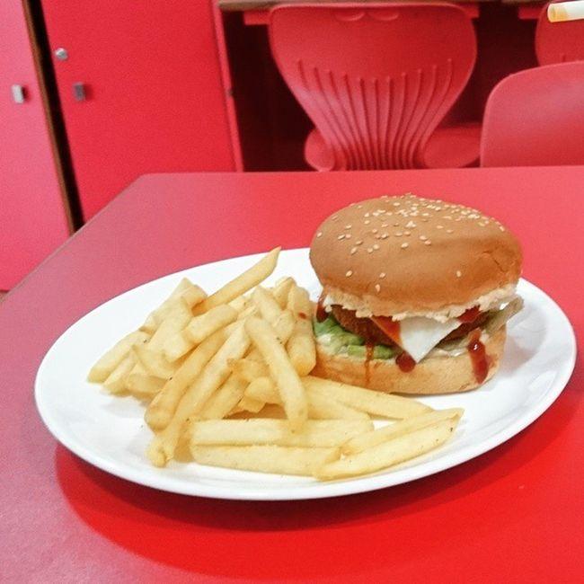 Burgersandfries