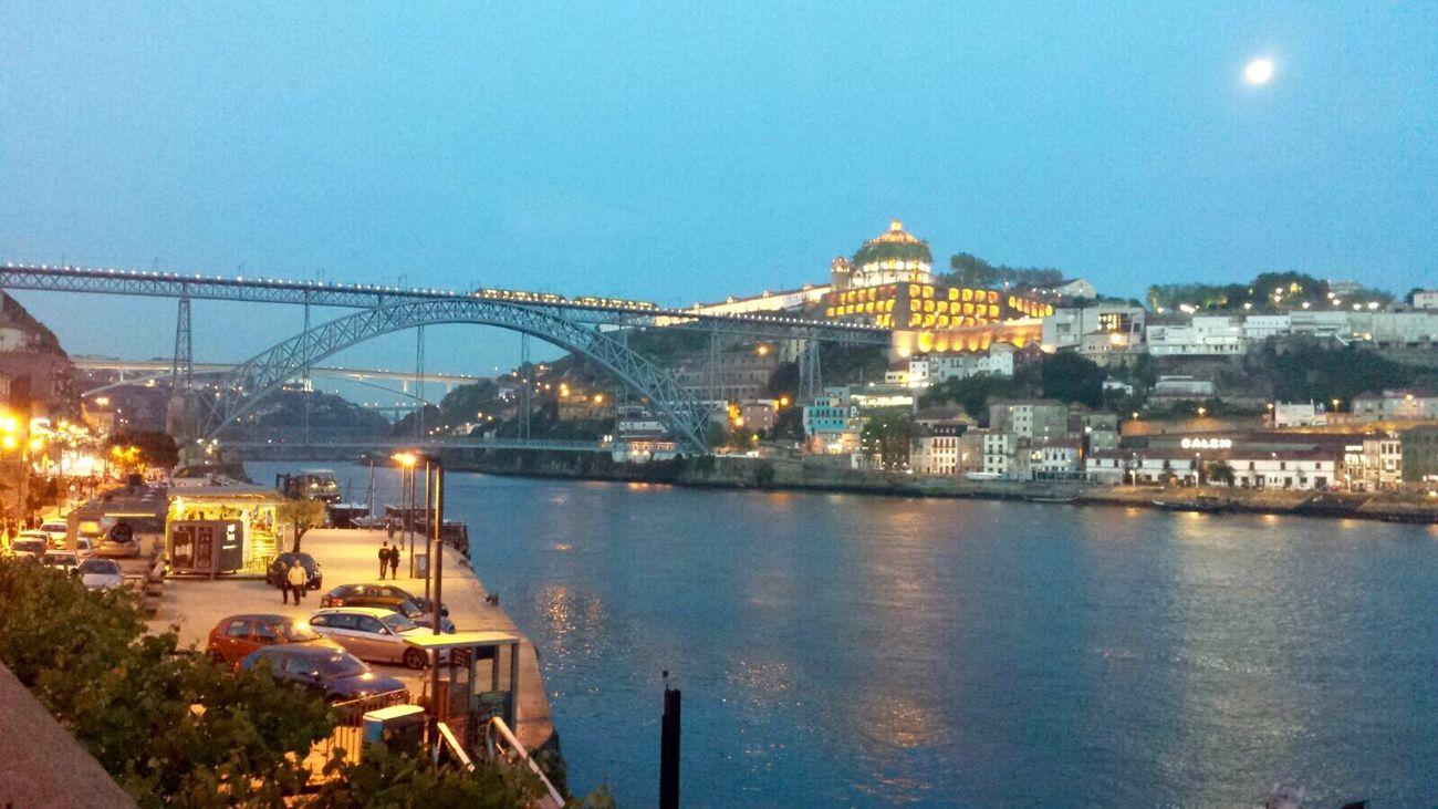 Riodouro Porto Portugal Oporto Douro  River Bridge Cidademaravilhosa Rio Duero Portugal_em_fotos Porto, Portugal