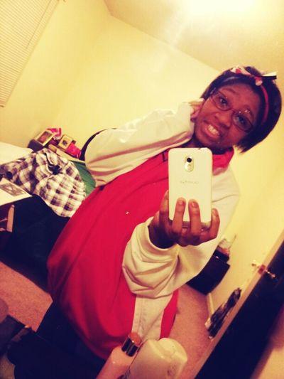I Look Chunky :)