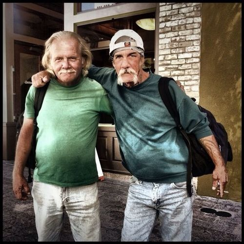 Rob & Dennis