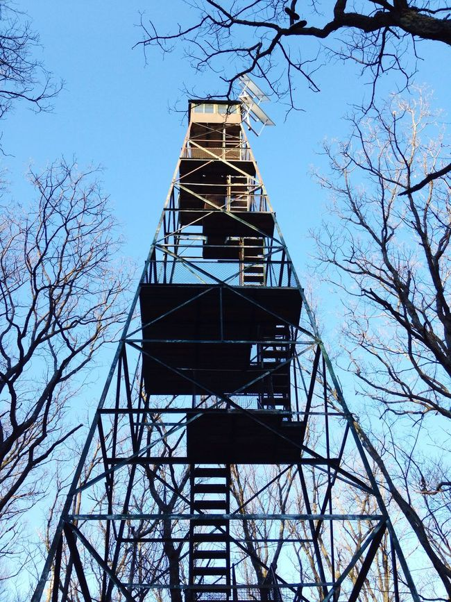 Showcase April Allegheny National Forest Fire Tower Pennsylvania