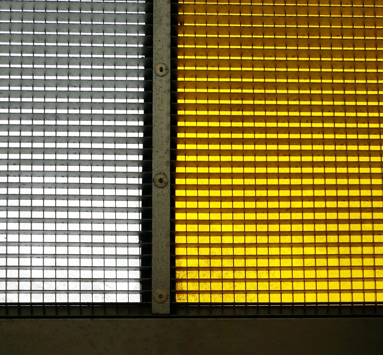 Yellow Pattern Backgrounds Full Frame Architecture Textured  Close-up Metal Structure Metal Art Architectural Detail Lattice Lattice Pattern Lattice Variation No People Minimal Abstract Built Structure Yellow