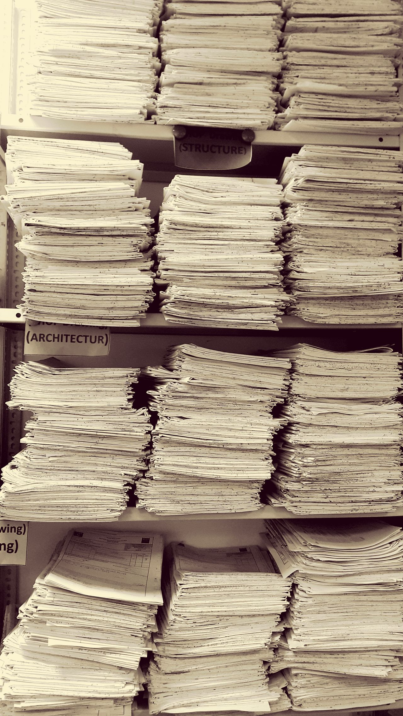 Paperwork No People Business Full Frame Backgrounds Paper Close-up Office Textured  Filing Stack Filing Cabinet