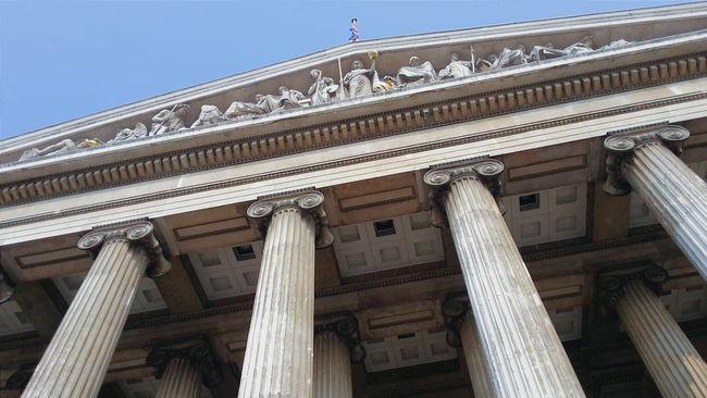 The Architect - 2016 EyeEm Awards ARCHITECT Architecture London British Museum