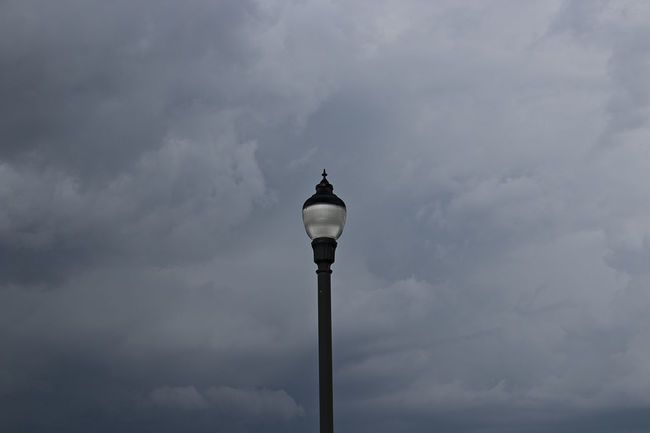 Cloud - Sky Cloudscape Cloudy Day High Section Lamp Post Lighting Equipment Low Angle View No People Outdoors Scenics Sky Spire  Street Light Tourism Travel Destinations