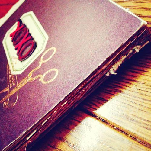 Scrap Book My Notebook
