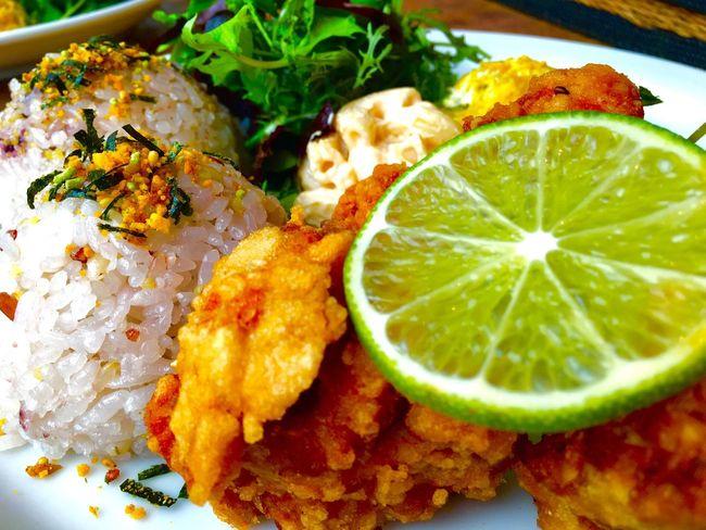 Alohatable Iidabashi Sakuraterasu Lunch Lunchtime! Yum Yummy♡