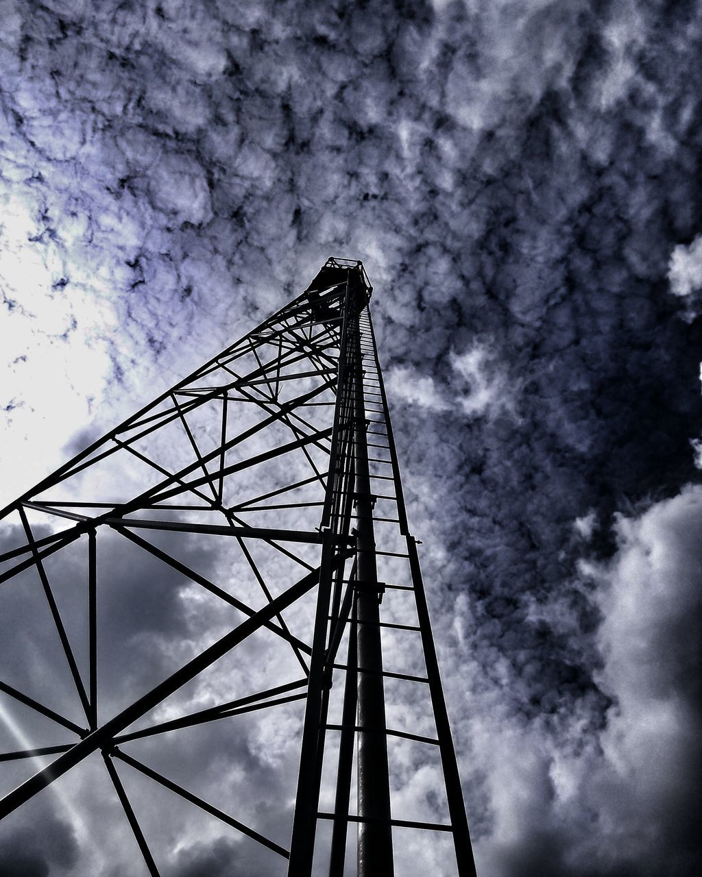 cloud - sky, sky, low angle view, no people, architecture, built structure, day, outdoors, nature