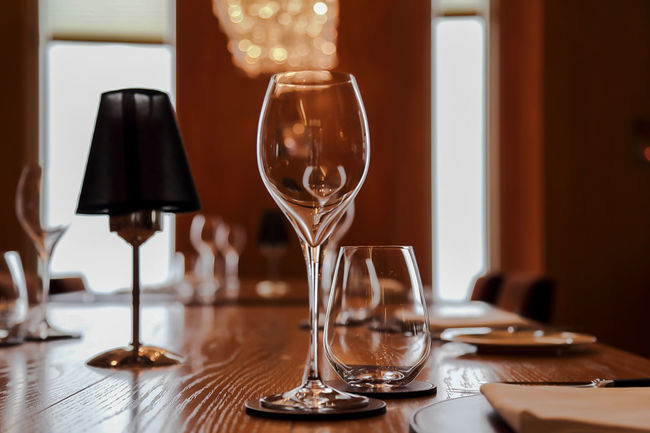 Elegance Alcohol Close-up Composition Culture Design Drink Drinking Glass Elégance Food And Drink Glass Glass - Material Home Indoors  Refreshment Restaurant Shiny Still Life Table Transparent Wine Wineglass