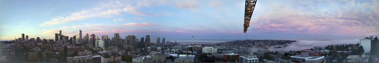 Urban Skyline Cityscape Sunrise - Dawn Sunrise And Fog Seattlewaterfront Good Morning Seattle!! Skyporn Seattle Skyline Seattle's Best Seattle, Washington Seattles Beautiful Colors Seattle Sky Seattle Waterfront Seattlephotographer Space Needle Seattle WA. Sunrise And Clouds Sunrise_sunsets_aroundworld Seattle Wa Sunrise_Collection Sunriseporn My View Seattle Sunrise Seattleskyline From My Point Of View Sunrise N Sunsets Worldwide