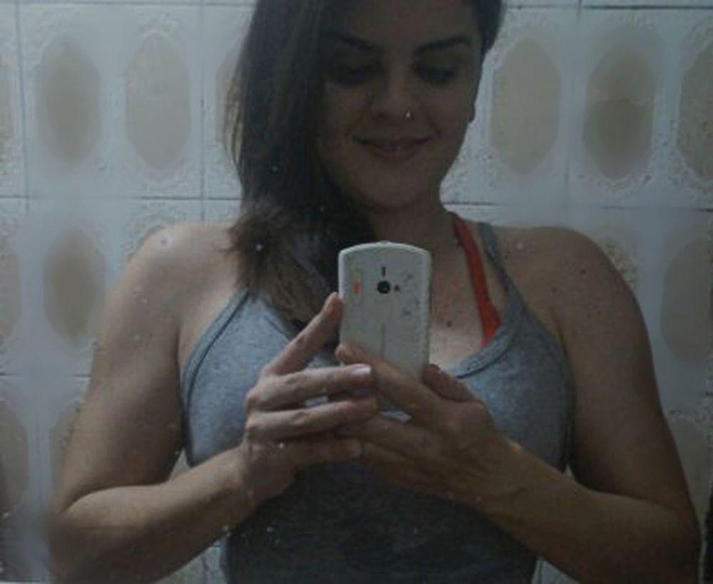 Selfie GymTime Sholder Armsday