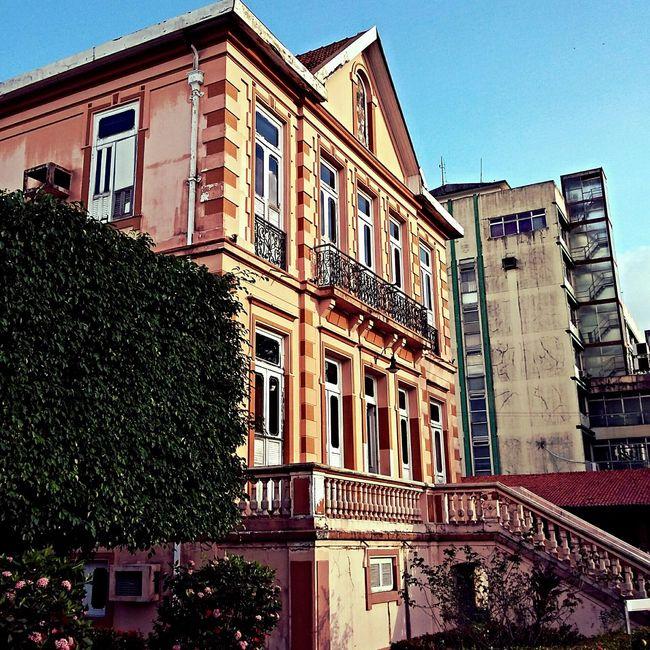 Casarao Instituto Evandro Chagas Belém Places Belle Epoque Architecture Old Buildings Museum
