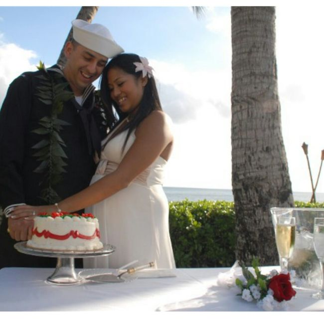 best day of my life! 12/22/08 Beautiful Day Getting Married Happily Married Military Life Love