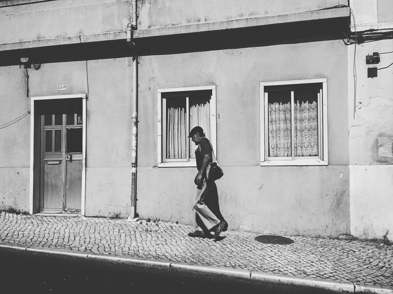 1974 Street Photography 1974 Preto & Branco