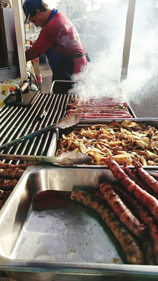 salsiccia alla braceA Taste Of Life Sicily Streetfood Castelvetrano My World Of Food Salsiccia