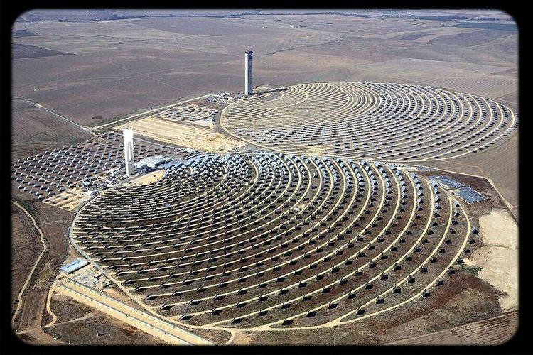 Strom aus Sonnenenergie Sonnenenergie