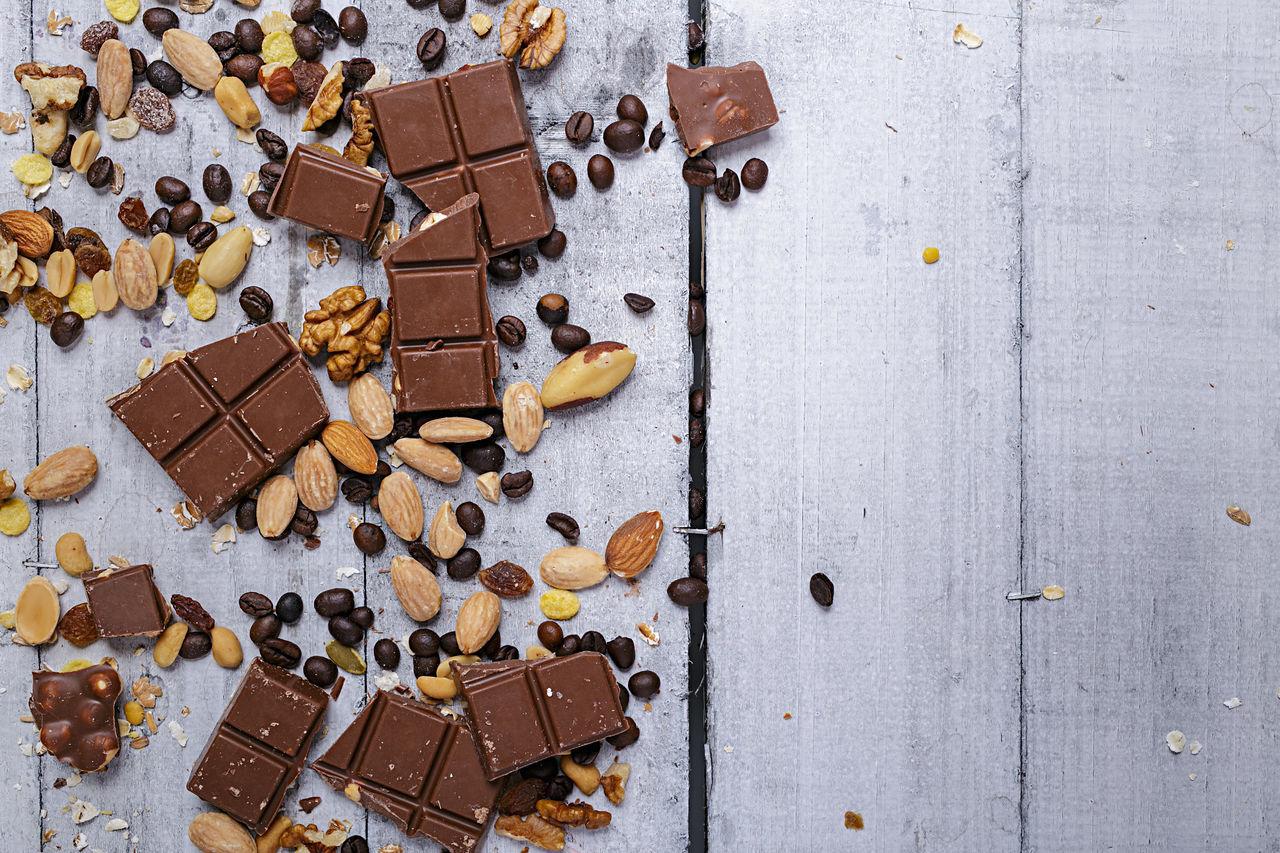 Beautiful stock photos of schokolade, Brown, Chocolate, Chocolate Bar, Close-Up