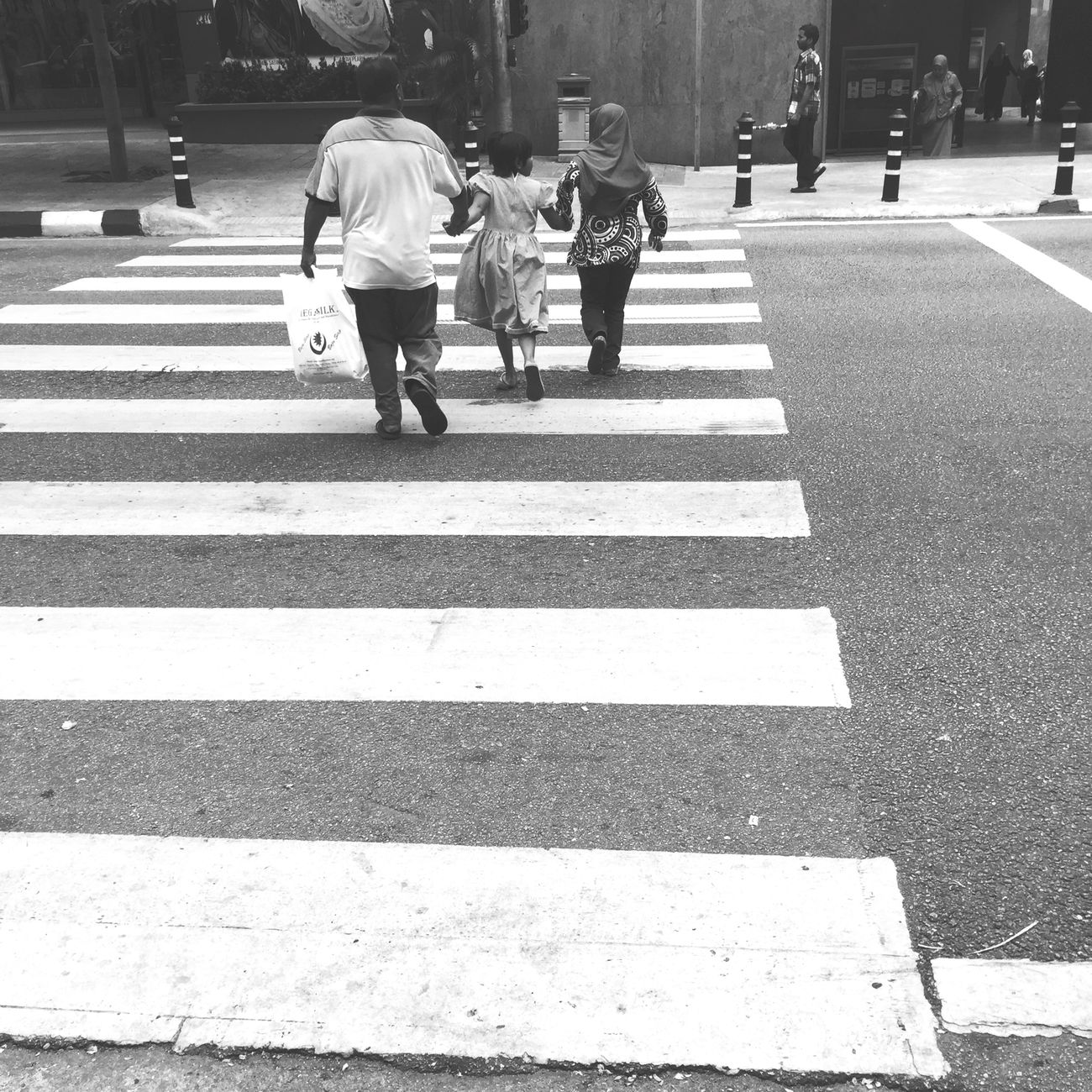 Streetphotography Streetphoto_bw We Are Family Photography