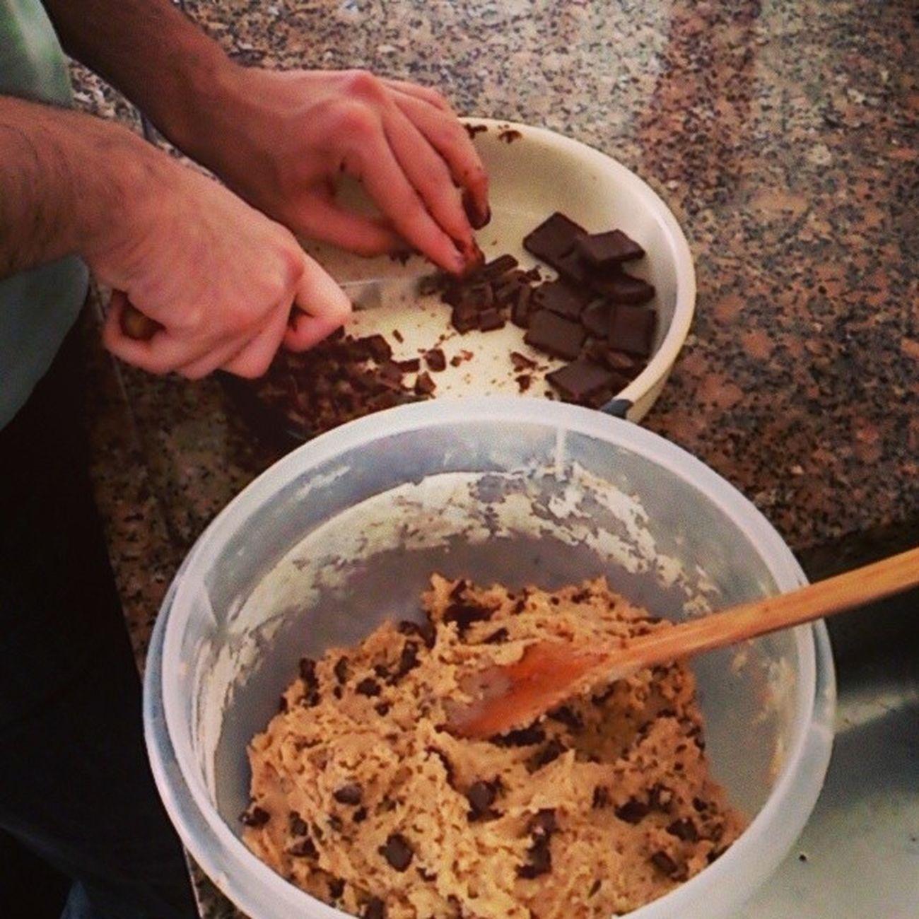 Cookies do chef @thiagoaagranja Gordos  DeSegunda Começandooshappydays My100HappyDays 1