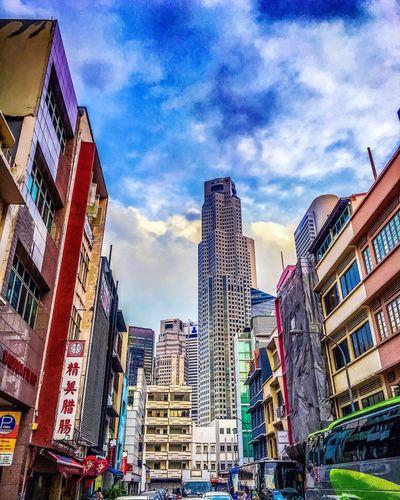 Building Exterior Sky Architecture Cloud - Sky City Built Structure Travel Destinations Outdoors Day Cityscape Skyscraper No People Architecture