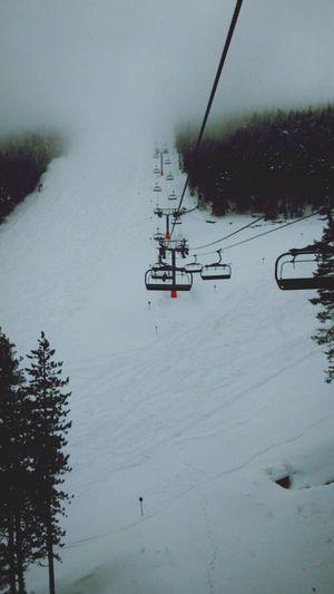 Amazing view from lift?Amazing View Lift Tornik Love Skiing EyeEmSerbia Wintertime 2015  Wonderful Life Mobilephotography Alexandracubrak