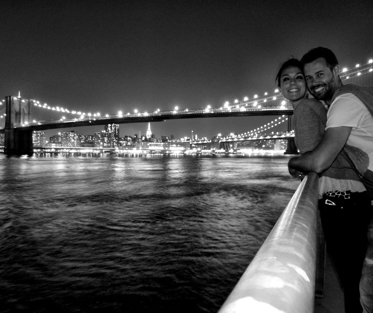 Newyork Biancoenero Blackandwhite Love Love In New York