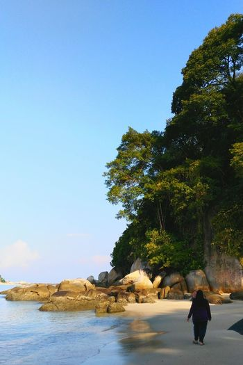 Pangkor Island Bigrock AdvantureTime with Adventure Buddies Teluknipah