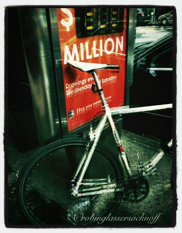 Parked Bike Nyc