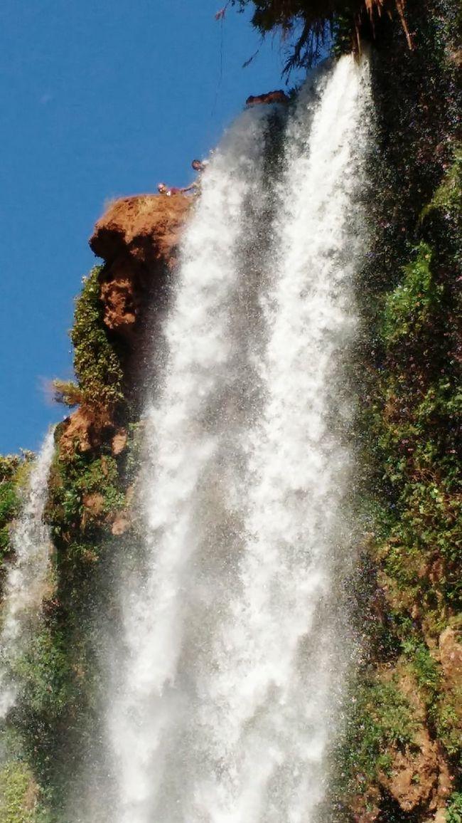 Cascadas De Ouzood Ouzoud Ouzoud Falls Morocco Marruecos