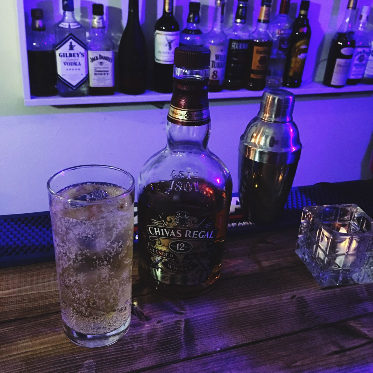 Chivasregal Chivas Regal Chivas Regal 12 Years 宅飲み うち飲み 家飲み Homebar Onmytable Onthetable ハイボール 一人飲み Scotch & Soda Scotch Whiskey