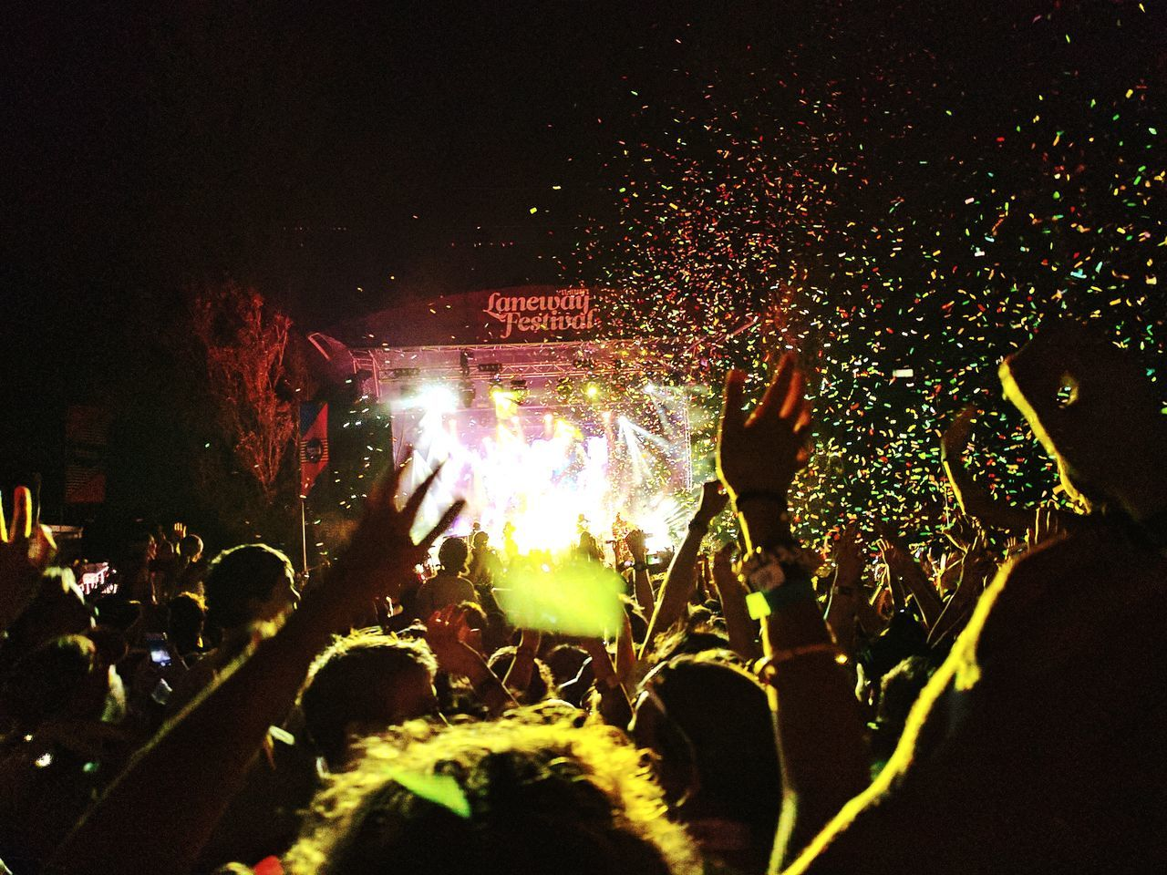 Brazil Carnival Crowds Crowd Large Group Of People Night Audience Music Popular Music Concert Illuminated Fun Nightlife Carefree Confetti Enjoyment Arts Culture And Entertainment Performance Men Excitement Stage Light People Stage - Performance Space Outdoors