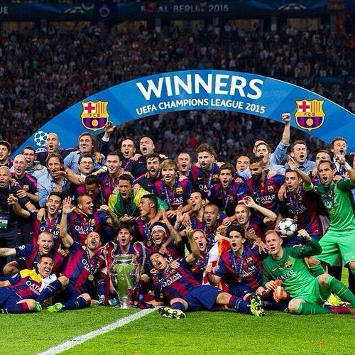 Barcelona Cangratulations 👌🏆🏆🏆👍🔵🔴 NeymarJr♥ Neymar Jr Neymar  Neymarjr Leomessi FCB FCBarcelona