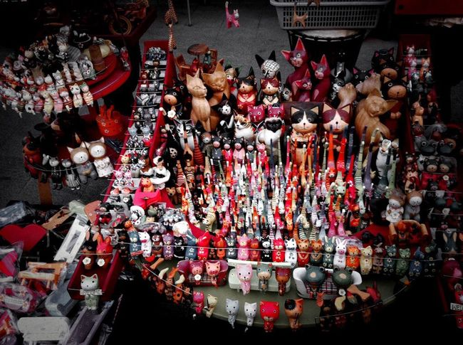 Large Group Of Objects Variation Retail  For Sale Market Hanging Market Stall Abundance Choice Red Collection Street Market Outdoors Merchandise City Life Arrangement