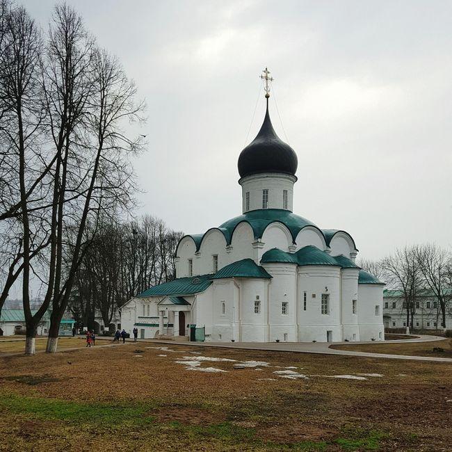 Alexandrov Kremlin, church, Cathedral First Eyeem Photo