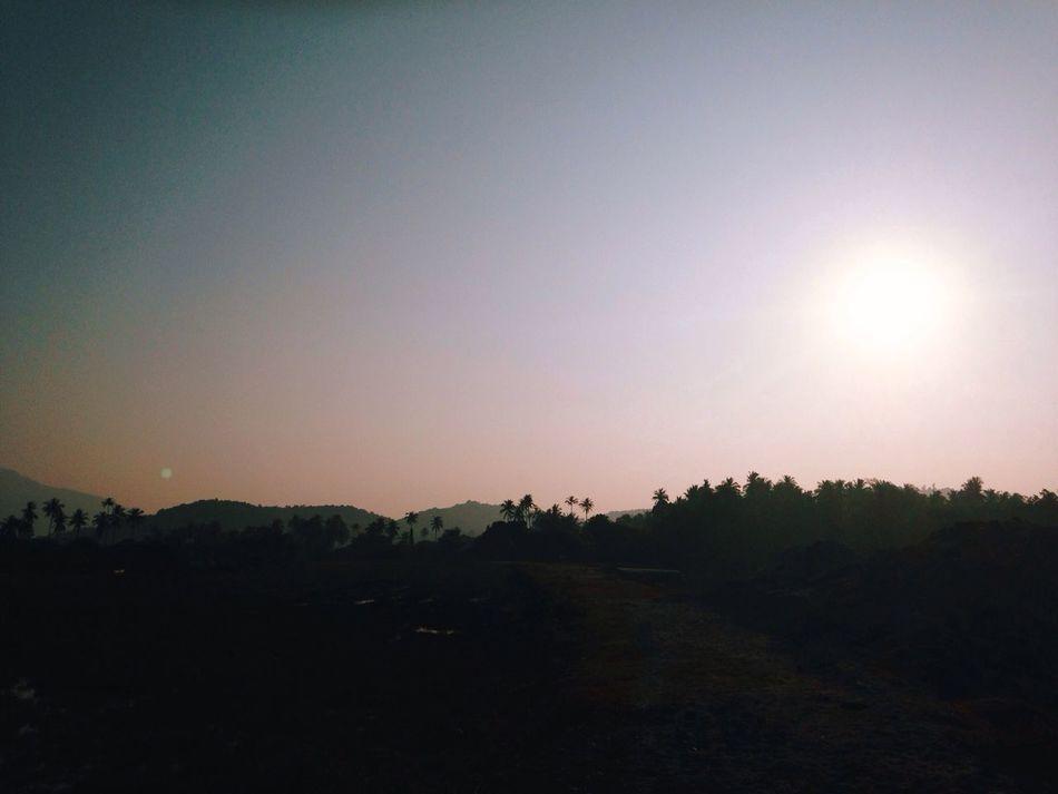 Goodnight Vscocam Malaysia Landscape