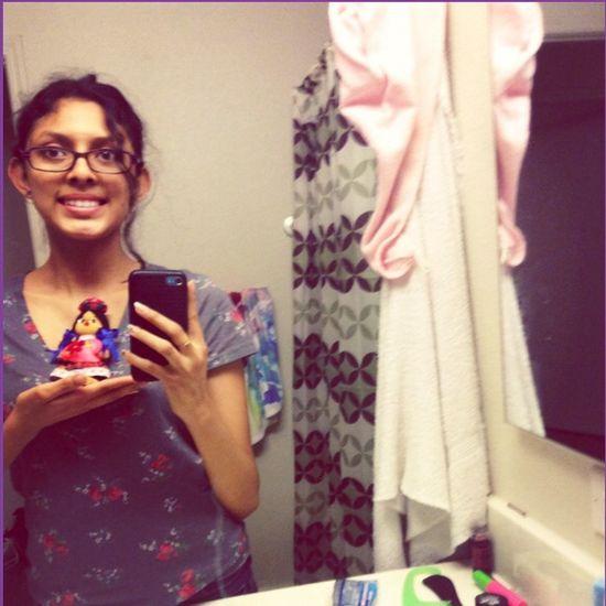 Mirror selfie Guatemala Guatemalan  Chapina