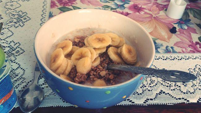 Basic protein breakfast BodybuilderLifeStyle First Eyeem Photo