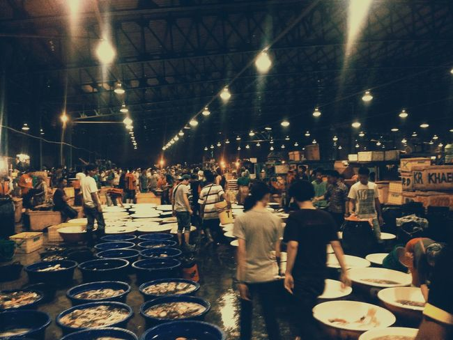 Fish Market will always fishy Famous