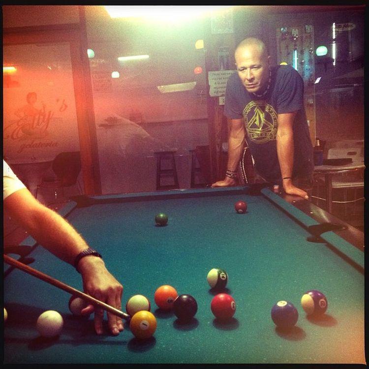 Pool Lifestyle Game Thailand KohPhangan Iphangan