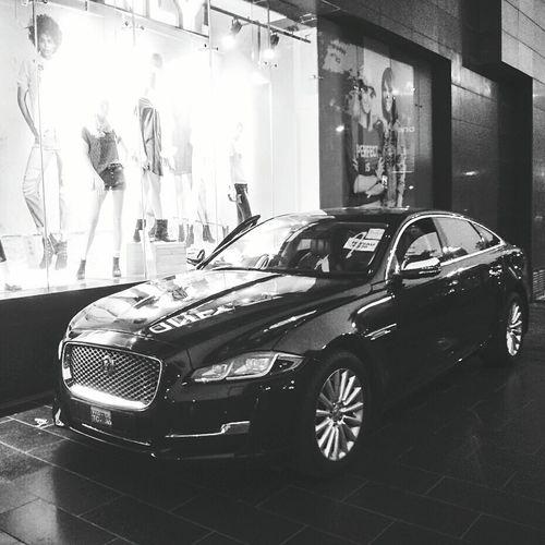 A beautiful Jag XJ. Car Transportation Mode Of Transport Jaguar XJ Luxurious First Eyeem Photo