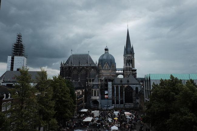 Fujifilm Aachen Aixlachapelle Aquisgrana Aachener Dom Dom Gothic Gothic Beauty  Gothic Architecture Charlemagne Karl Der Große Carlomagno Germany Rhineland Deutschland Might Architecture